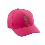 หมวกลิเวอร์พูล Liverpool FC Liverbird Hot Pink Cap ของแท้ 100%