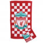 ผ้าขนหนู ลิเวอร์พูล ของลิขสิทธิ์แท้ 100% Liverpool Twin Tea Towels ขนาด 36cm x 60cm สำหรับใช้เอง เป็นของฝาก สะสม ที่ระลึก ของขวัญ แด่คนสำคัญ