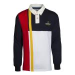 เสื้อโปโลลิเวอร์พูล ของแท้ 100% Liverpool FC Mens Long Sleeve Counter Polo Shirt