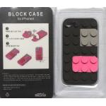 Case Lego for iphone 4/4S (Black)