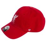 หมวกลิเวอร์พูลของแท้ Liverpool FC '47 Red CLEAN UP Cap