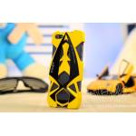 Case PIZU for Iphone 5 (Yellow)