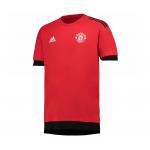 เสื้ออดิดาสแมนเชสเตอร์ ยูไนเต็ดเทรนนิ่ง UCL สีแดงของแท้
