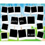 Template photo mix ขนาด 20x24 รหัส M-029