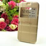 เคส Samsung Galaxy J5 Prime รุ่น Business Case โชว์เบอร์ สีทอง