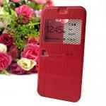 เคส Samsung Galaxy J5 Prime รุ่น Business Case โชว์เบอร์ สีแดง