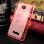 เคส TPU ครอบหลัง i-mobile i-STYLE 811 สีชมพู
