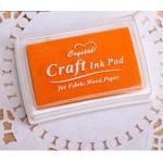หมึกแสตมป์ Craft Ink สีส้ม