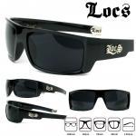Locs Black 91025 : Locs Hard Core Shades