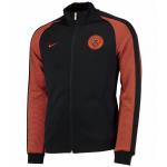 เสื้อแจ็คเก็ตแมนเชสเตอร์ ซิตี้ของแท้ ออเธนติค N98 สีดำ