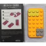 Case Lego for iphone 4/4S (Yellow)