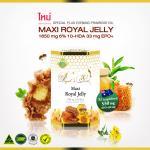 Maxi royal jelly 1650mg angel secret ราคาส่ง EPO Plus นมผึ้งแม็กซี่ แองเจิ้ลซีเครท พรีเมียม ออสเตรเลีย ส่งฟรี ems
