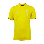 เสื้อโปโลลิเวอร์พูล ชุดเทรนนิ่ง สีเหลือง ของแท้ 100%