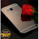 เคส Samsung Galaxy J7 Core รุ่น Aluminum Bumper Frame High Luxury สีดำ