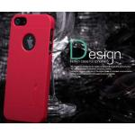 Case Nillkin Super Shield Shell Series for Iphone 5 (Red)