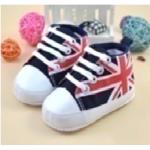 รองเท้าเด็กลายธงอังกฤษไซด์11