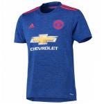 เสื้อแมนเชสเตอร์ ยูไนเต็ดของแท้ ทีมเยือน 2016 2017 Manchester United Away Shirt 2016-17