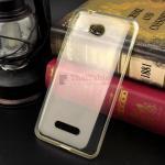 เคส TPU ครอบหลัง i-mobile i-STYLE 811 สีใส