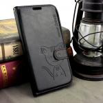 Domi Cat เคส Samsung Galaxy C9 Pro สีดำ