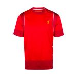 เสื้อทีเชิ้ตลิเวอร์พูล Liverpool fc Mens Red Warrior Hatrick Tee ของแท้ 100%