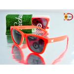 แว่นกันแดด Knockaround New Permium : RED / SMOKE
