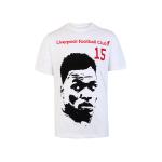 เสื้อลิเวอร์พูล สเตอริจเฟสทีเชิ้ต ของแท้ 100% Liverpool FC Sturridge Face Tee