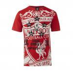 เสื้อ T-Shirt ลิเวอร์พูล ของแท้ 100% Liverpool Mens Harkness Tee