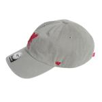 หมวกลิเวอร์พูลของแท้ Liverpool FC '47 Light Grey CLEAN UP Cap
