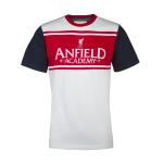 เสื้อทีเชิ้ตลิเวอร์พูล Liverpool fc Mens Farrier Tee ของแท้ 100%