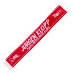 ผ้าพันคอลิเวอร์พูล Liverpool FC The Jurgen Klopp LFC Scarf ของแท้