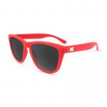 แว่นกันแดด Knockaround New Permium : RED / SMOKE