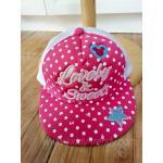 Cap หมวกสาวน้อยสีชมพูหวานๆ ลาย Minnie Mouse ขนาด 52cm.