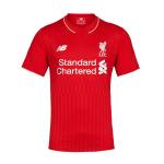 เสื้อลิเวอร์พูลของแท้ 2015-2016 Liverpool Home Shirt 2015/16 - Red