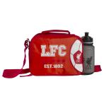 กระเป๋าอาหารกลางวันลิเวอร์พูล พร้อมขวดน้ำดื่มของแท้ สำหรับเด็ก Kids Lunchbag with Bottle