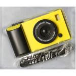 Case Camera for iPhone 4/4S (Yellow)