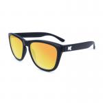 แว่นกันแดด Knockaround New Permium : BLACK / SUNSET