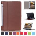 เคส Lenovo Yoga Tablet 3 8 นิ้ว รุ่น Ultra Slim Thin สีน้ำตาล