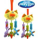 โมบายตุ๊กตาผ้าแมวเหมียวเสริมพัฒนาการ PlayGro