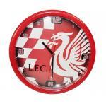 นาฬิกาแขวน ที่ระลึก ลิเวอร์พูล Liverpool Wall Clock สำหรับใช้ภายในบ้าน พร้อมโลโก้ Liverpool สวยงาม