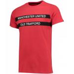 เสื้อทีเชิ้ตแมนเชสเตอร์ ยูไนเต็ด Home T-Shirt - Red ของแท้