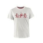 เสื้อทีเชิ้ตลิเวอร์พูล เลซี่ปริ๊นท์ สำหรับผู้หญิง สีขาว ของแท้ 100% Liverpool FC Ladies Lacie Printed Tee