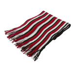 ผ้าพันคอลิเวอร์พูล Liverpool fc Mens Fine Stripe Multi Scarf ของแท้ 100%
