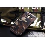 เคส NX ครอบหลังลายทหาร Samsung Galaxy J7 สีน้ำตาล