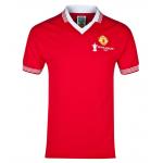 เสื้อแมนเชสเตอร์ ยูไนเต็ดย้อนยุค 1977 Retro Home Shirt - Red ของแท้ 100%