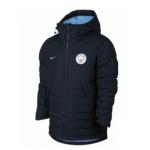 เสื้อฮู้ดแจ็คเก็ตแมนเชสเตอร์ ซิตี้ Manchester City Core Hooded Down Jacket