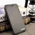 Cadenz Leather Case For OPPO F1s สีดำ