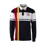 เสื้อโปโลลิเวอร์พูล ของแท้ 100% Liverpool FC Mens Long Sleeve Brechin Polo Shirt