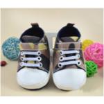 รองเท้าเด็กสีพรางทหาร ไซด์ 12