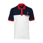 เสื้อโปโลลิเวอร์พูล ของแท้ 100% Liverpool FC Mens Clovelly Polo Shirt