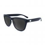 แว่นกันแดด Knockaround New Permium : BLACK / SMOKE